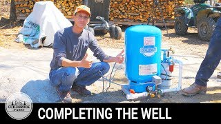Off Grid Home Build (#8): Installing a Grundfos Submersible Pump - (Part 3 of 3)