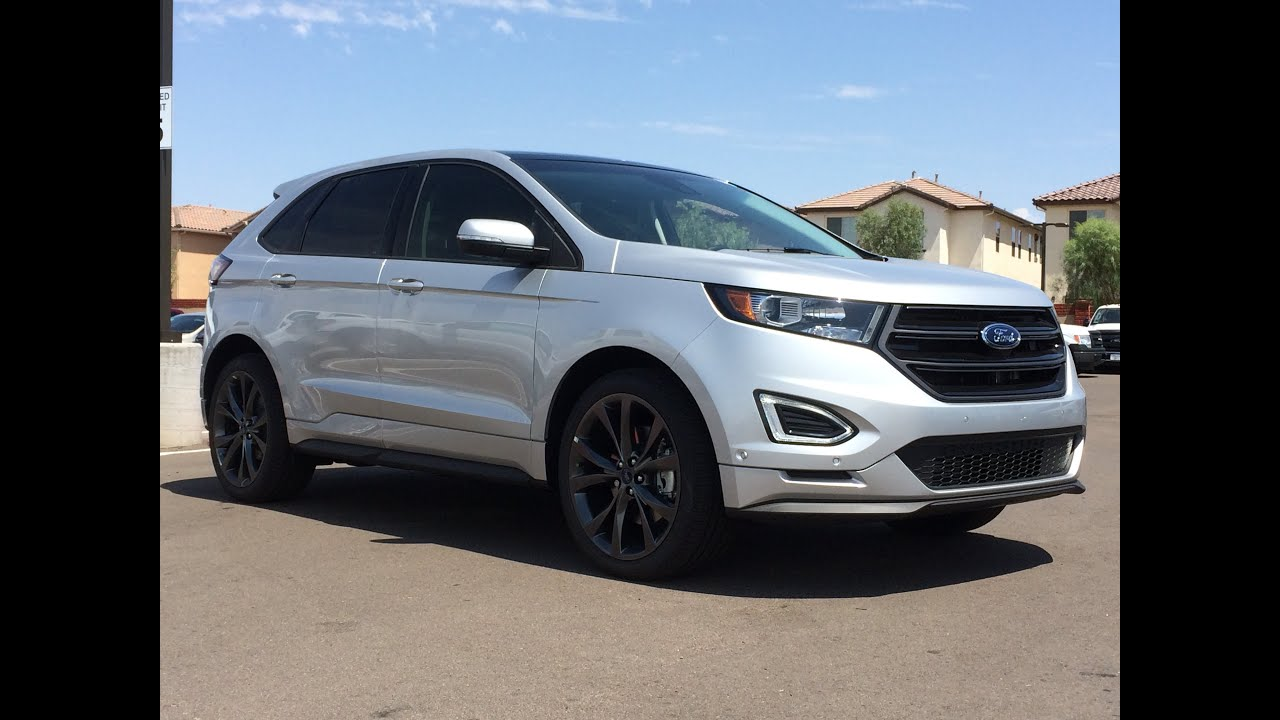 Ford Edge Sport Walkaround