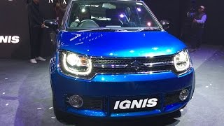 Maruti Suzuki Ignis Walkaround Video, Launched