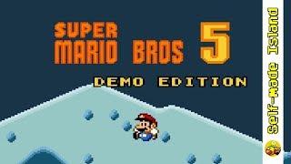 Super Mario Bros. 5 • Super Mario World ROM Hack