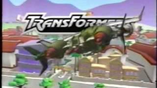 Cybertron on Kids' WB promo