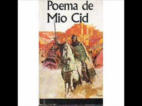 Poema del Mio Cid Cantar Primero (resumen) - YouTube