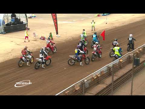 2017 Maxxis DTRA UK Flattrack National Championship - Round Five, King