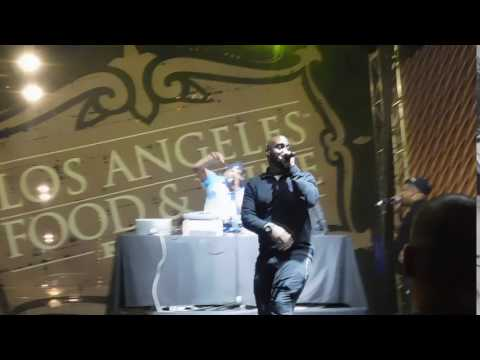 De La Soul 1 at LA Food & Wine Festival 2016