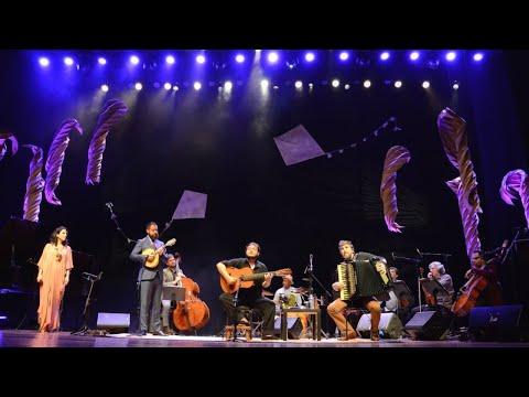 Encontro de Gerações na Música Instrumental Brasileira.