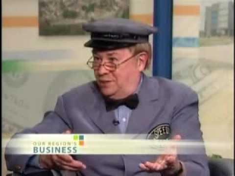 David Newell  Mr. McFeely on Mr. Rogers Neighborhood