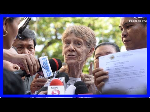 'Great relief' for rights advocates after Philippines 'releases' Australian nun