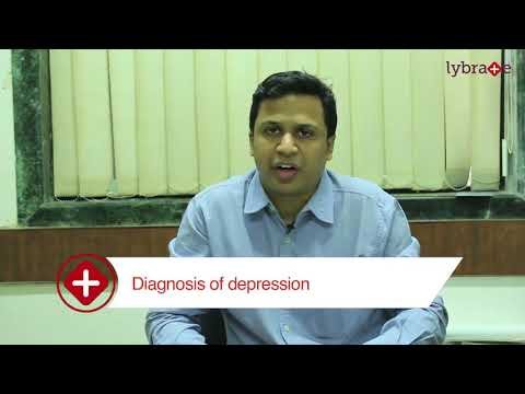 Lybrate | Dr Ambrish Dharmadhikari Talks About Depression