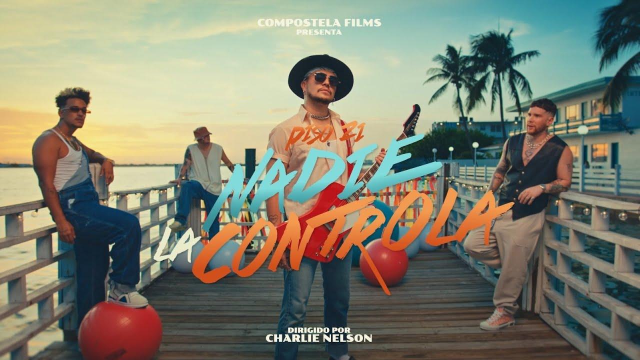 Piso 21 - Nadie La Controla (Video Oficial)