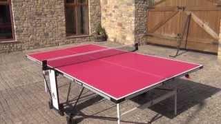 Adidas To Candy Outdoor Table Tennis Table