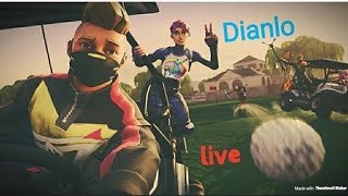 Family Friendly Fortnite // Dianlo // KGF // Live Stream // Giveaway @ 2.5K SUBS!!!