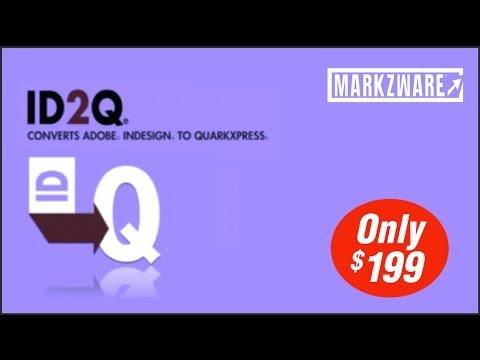 ID2Q InDesign to Quark - Short Demo
