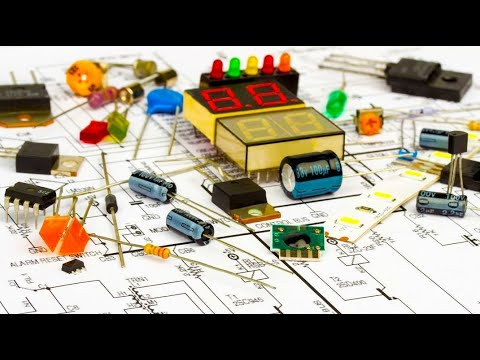 Видео уроки по электроники