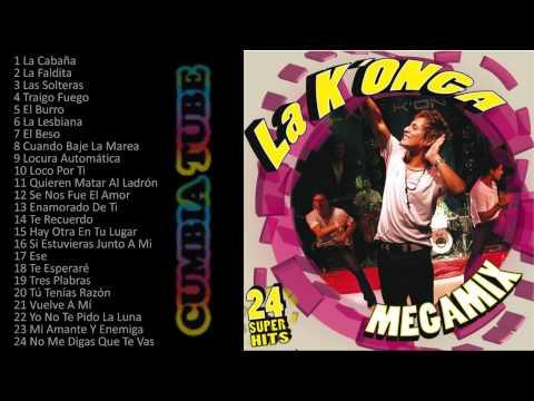 La Konga - Megamix Enganchados Cuarteto