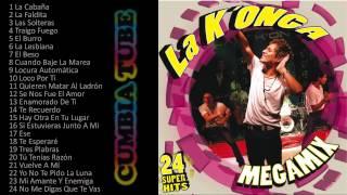 La K'onga - Megamix Enganchados Cuarteto