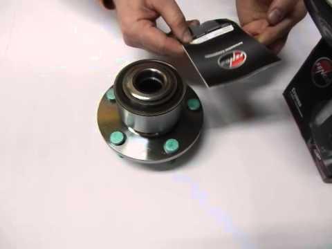 Форд Фокус 2. Замена шаровой опоры и сборка подвески. - YouTube