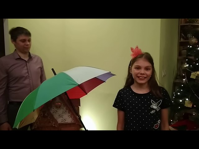 Изображение предпросмотра прочтения – «г. Пермь, семья Поносовых» читают произведение «Град» Г.М.Цыферова