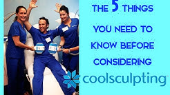 Coolsculpting reviews: 5 Things to know before considering