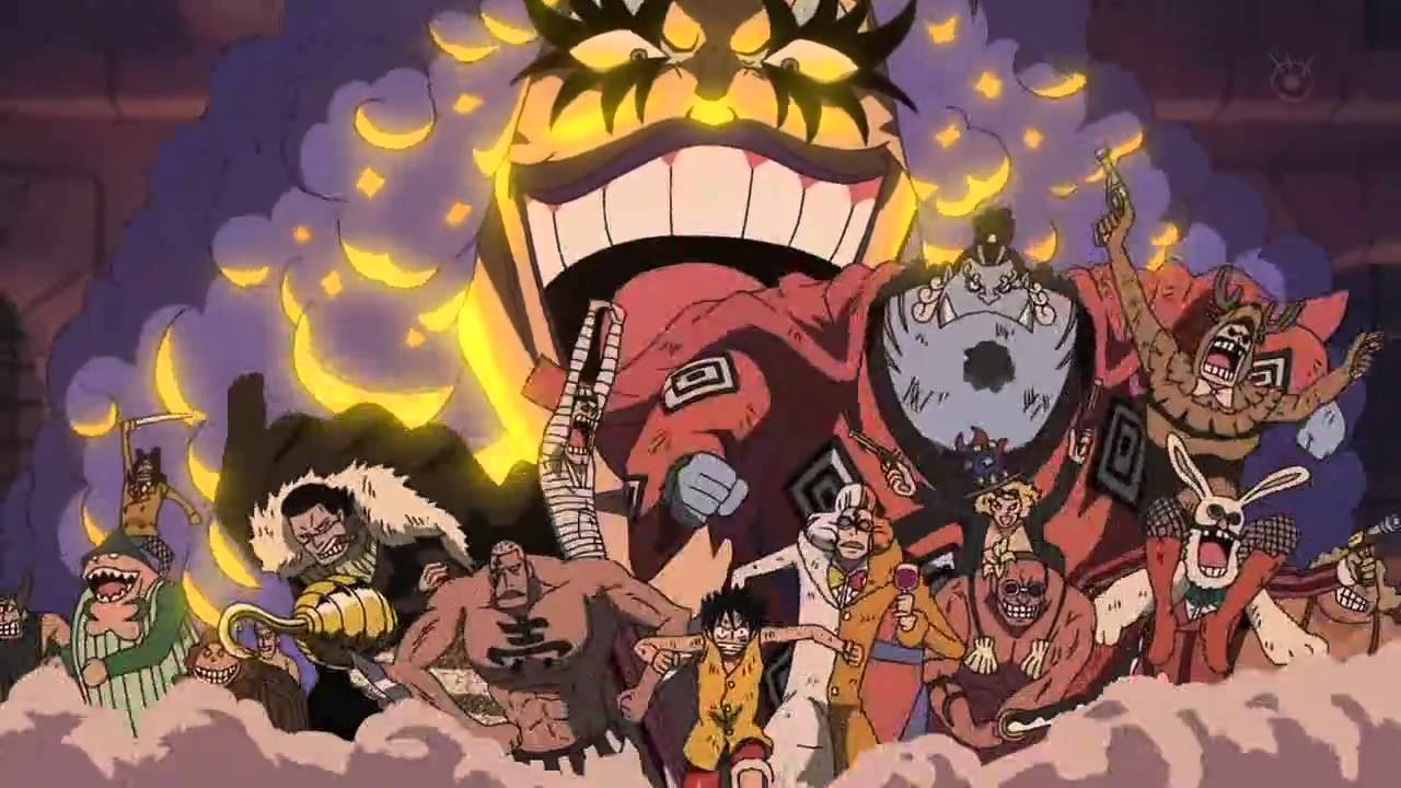 One Piece Impel Down AMV - Survive - YouTube