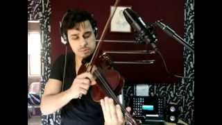 David Guetta-Lovers On The Sun ft Sam Martin by Douglas Mendes (Violin Cover)