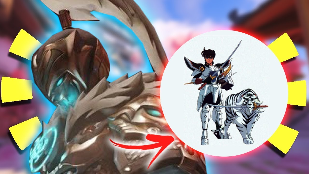 Overwatch 5 genji anime references