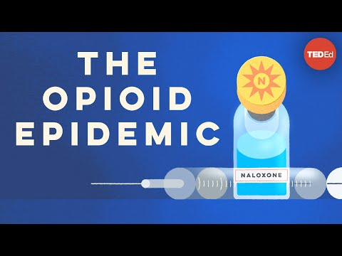 Video image: What causes opioid addiction, and why is it so tough to combat? - Mike Davis