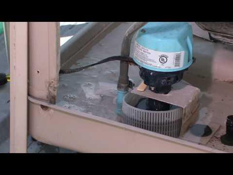 Diy swamp cooler water pump