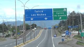 Ruta del Maipo : San Fernando - Rio Claro