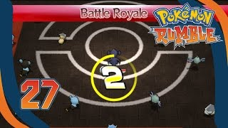 Pokemon Rumble ITA [Parte 27 - Battle Royale EX 2]