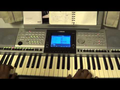 Amharic instrumental music- lesson one