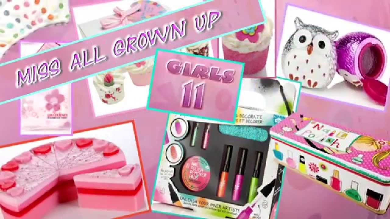 Presents for Girls Age 11 at What 2 Buy 4 Kids - YouTube