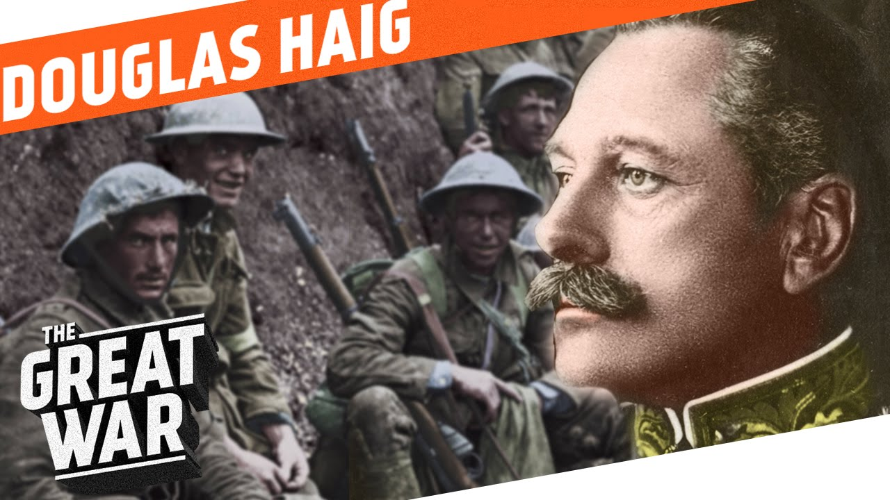 why is haig called the butcher of the somme