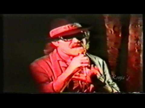 "Dr Hook (Ray Sawyer)   ""Medley""   at the Red Sea House"