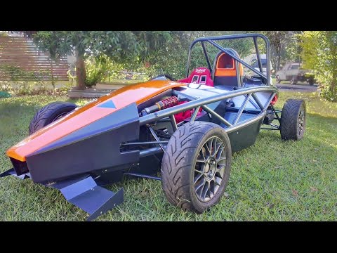 Ariel Atom replica SJC  Home build