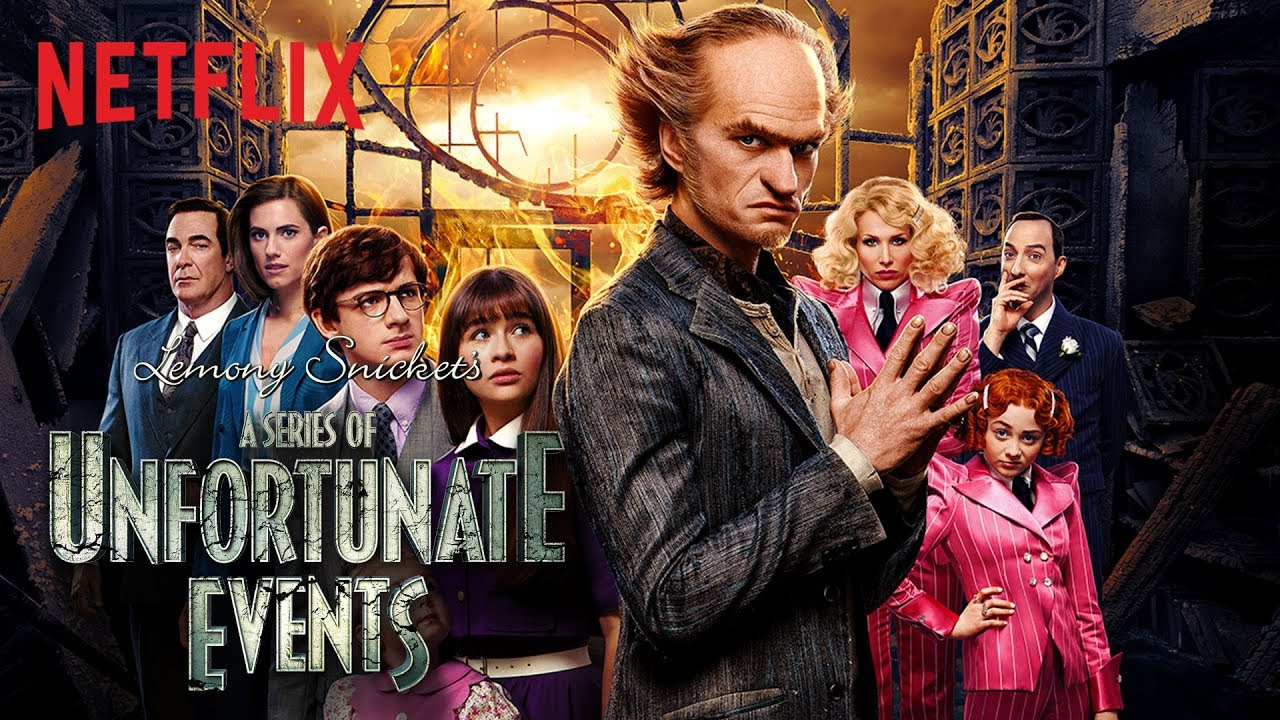 A Series Of Unfortunate Events Season 3 Official Trailer Hd Netflix Youtube