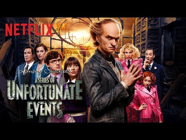 A Series of Unfortunate Events: Season 3 | Official Trailer | Netflix
