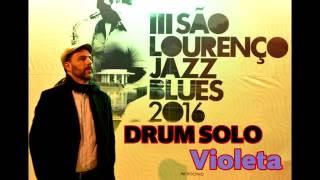 Baixar DRUM SOLO VIOLETA - Julio Bittencourt Trio. São Lourenço Jazz Blues