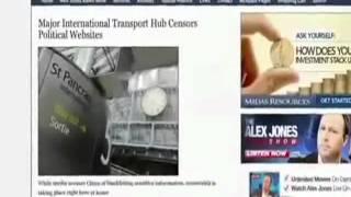 Alex Jones  Deutsch zu weltweiten Internetsperren  Warnung