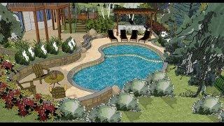 Sketchup 3d Landscape Design