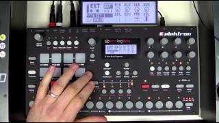 Elektron Analog Rytm Workflow Tutorials GERMAN (Video 08 von 11)