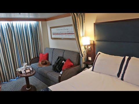 disney-cruise-week!-|-embarkation-day,-deluxe-state-room-tour-&-rapunzel's-royal-table-dinner!