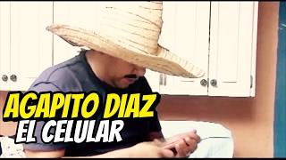 Agapito Diaz y el celular | clásico JR INN