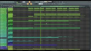 Vinilos-audio FL Studio Uplifting Trance Template Vol.1