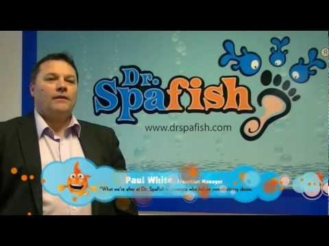 Dr Spa Fish - Franchise Video