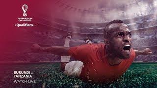 Burundi v Tanzania - FIFA World Cup Qatar 2022 qualifier