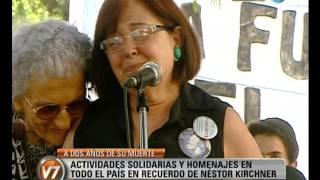 Visión 7: A Dos Años De La Muerte De Néstor Kirchner
