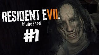 Атмосферный Резидент? Дайте два! ● Resident Evil 7 #1