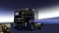 Euro Truck Simulator 2 - Kemistä Romut Ivaloon