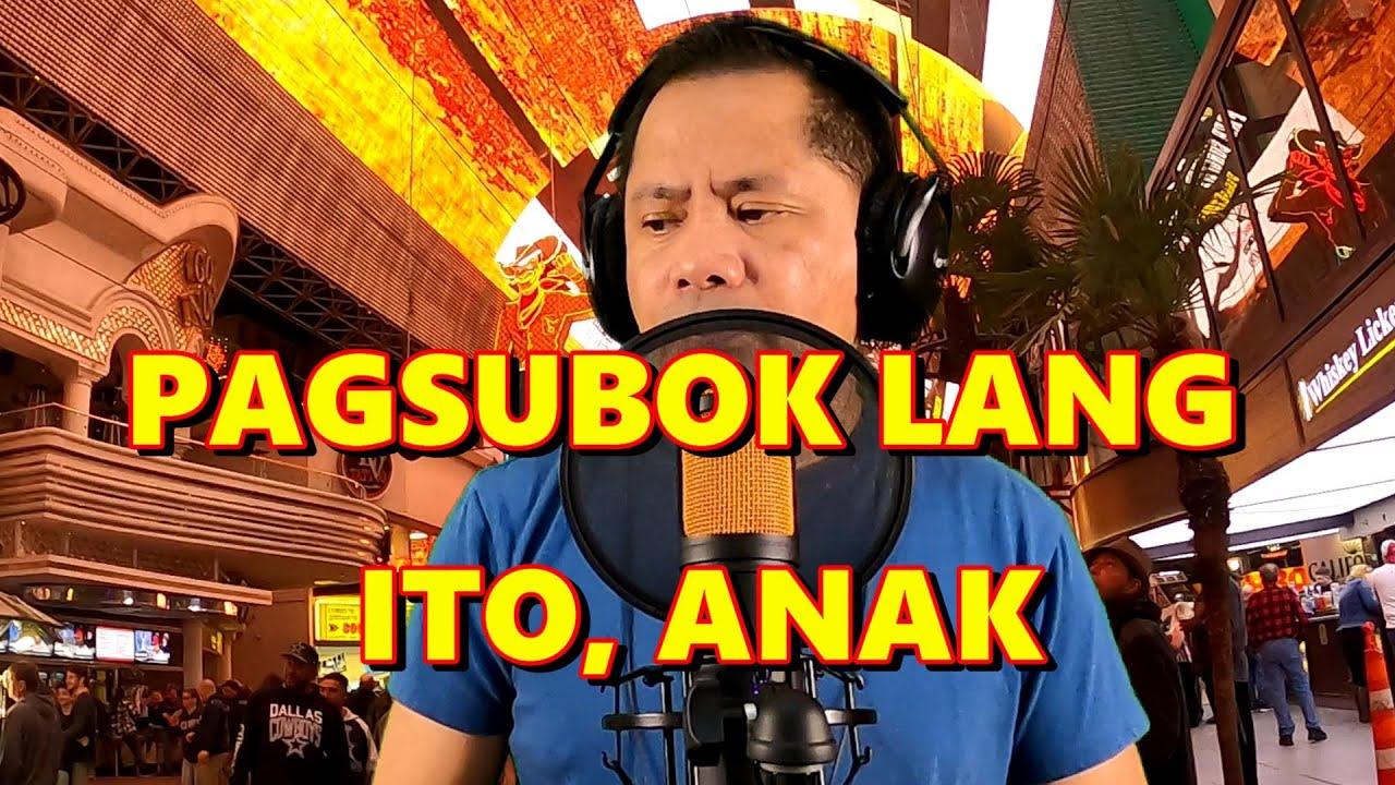 Download PAGSUBOK LANG ITO, ANAK (Parody Song) - Alexander Barut