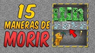 15 MANERAS de MATAR a  MIKECRACK en MINECRAFT!!! 😱☠ MAPA DE MINECRAFT